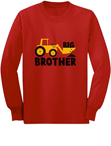 i am the big brother t shirt - 9