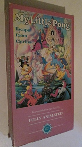 My Little Pony - Escape From Catrina [VHS]