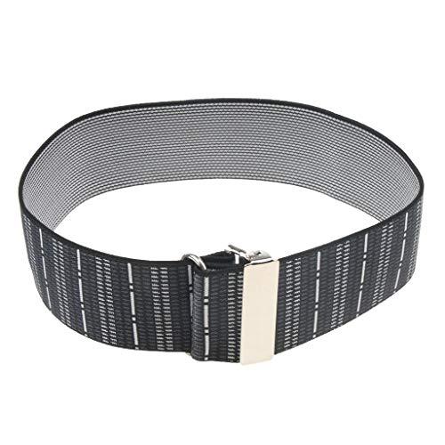 Fityle Men's Non Slip Elastic Shirt Garter Belt Sleeves Holder Arm Garter Band - Stripes, as described by Fityle (Image #8)