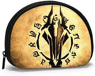 YONGJING Darksiders Coin Purse Shell Opbergtas Mode Vrouwen Handtas Multifunctionele Draagbare Cosmetische Tassen t