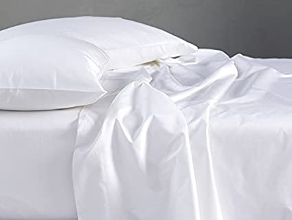 Queen Size Flat Sheet Only   400 Thread Count 100% Egyptian Cotton   Sheets  Sold