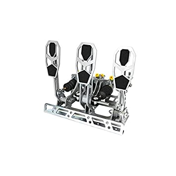 Racing Pedals RPB0001 Pedalera Kit Car Embrague Hidráulico: Amazon.es: Coche y moto
