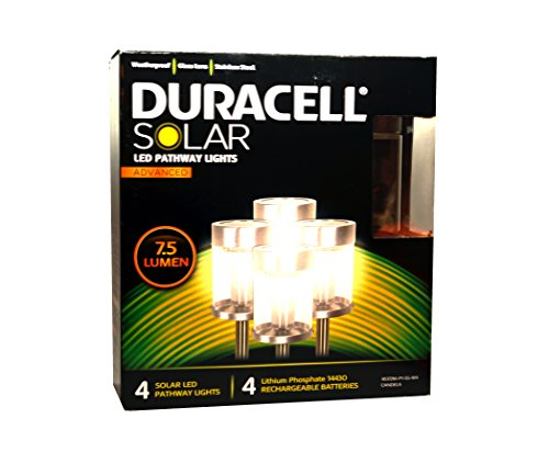 Duracell Led Solar Pathway Light in Florida - 3