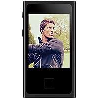 Eclipse Supra Fit 8GB 2.8 Touch MP3 MP4 Music, Video Player, Camera, Bluetooth - Black