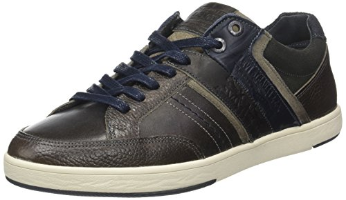 Grey Levi's Gris dull Baskets Beyers Basses Homme pZOWpfnYv