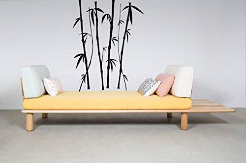 """Bamboo - Wall Decal or Window Decal 13"""" x 17"""