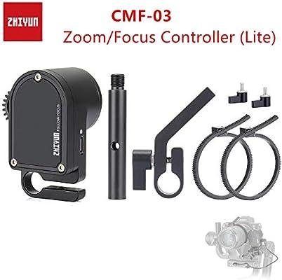 ZHIYUN CMF-03 Lite TransMount Servo Controlador de Enfoque y Zoom para WEEBILL Lab Crane 3 Lab
