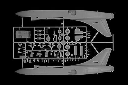 Flugzeug Modellbausatz ITALERI 1375 1:72 Model Kit RB-66B Destroyer