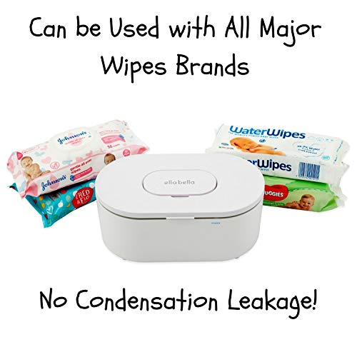 418ycP%2BiH2L - Wipes Warmer For Babies | Baby Wipe Warmer And Baby Wet Wipes Dispenser | Large Capacity & No Leakage!
