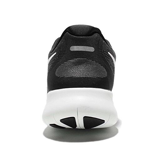 Nike Herren Laufschuh Free Run 2017 black-white-dark grey-anthracite (880839-001)