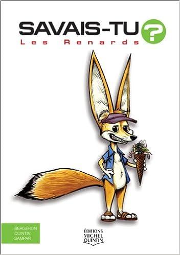 Livres gratuits Savais-tu - Les renards pdf ebook