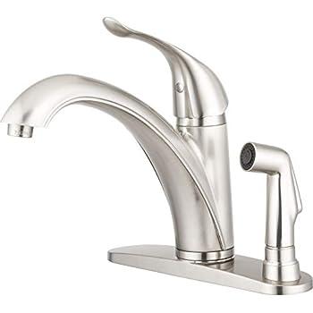 Delta Faucet 3353-AR-DST Linden, Single Handle Kitchen