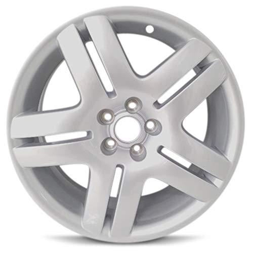 Bill Smith Auto Replacement For Aluminum Wheel Rim 17x7 Inch Volkswagen Beetle (03-05) Volkswagen Golf (03-07) Golf GTI (03-06) Jetta (01-10) Jetta GLI ()