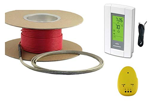 radiant floor heating cable - 6