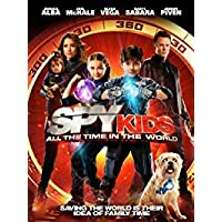 Spy Kids-All the time in the world-Hindi (VCD)