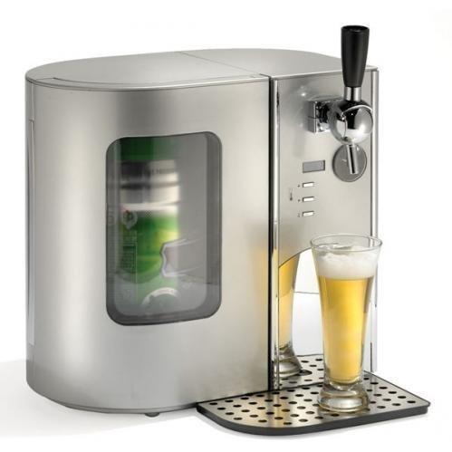 - Avanti AVAMBD5L Mini Pub 5-Liter Beer Tapper