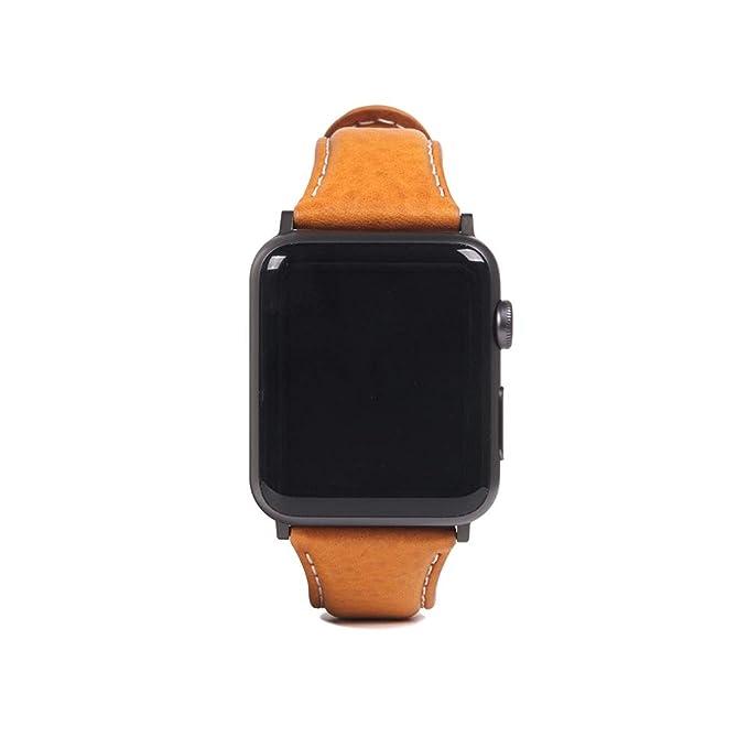 Amazon.com: SLG Design] D6 Italian Minerva Box Leather Band ...