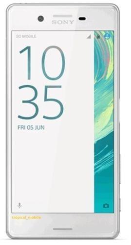 Price comparison product image Sony Xperia X F5122 Unlocked Dual SIM Smartphone, 5-Inch Display, 64 GB - International Version (White), No Warranty