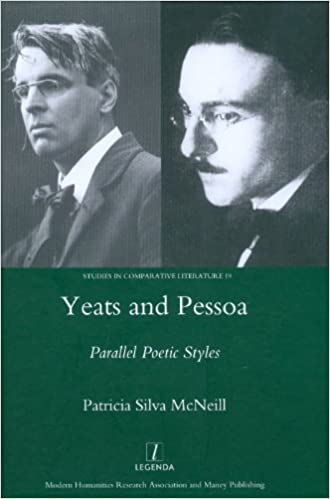 Book Yeats and Pessoa (Legenda Studies in Comparative Literature)