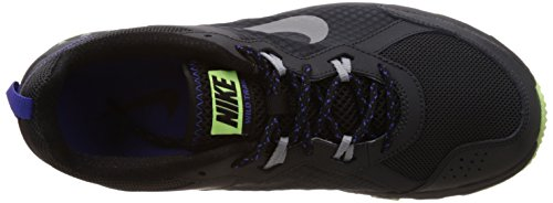 Nike Wild Trail - zapatillas de running de material sintético hombre gris - Grau (Anthracit/Reflective Silver/Black/Prsn Vl)