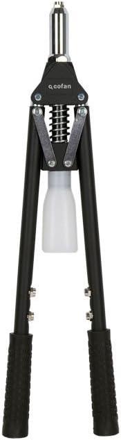 Cofan 07001001 Remachadora profesional 3,0//3,2-6,4mm 0.011 V