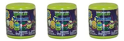 Teenage Mutant Ninja Turtles Mash-Em Series (Colors May Vary) (3-Pack)