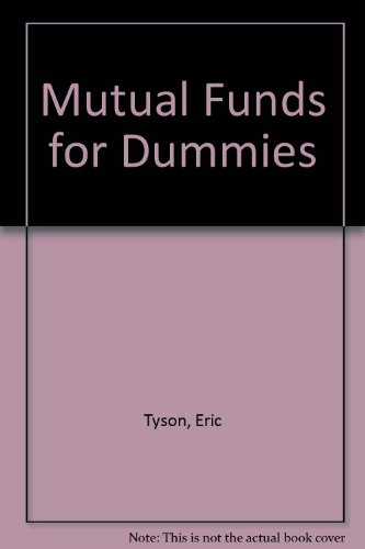 Mutual Funds for Dummies by Hungry Minds