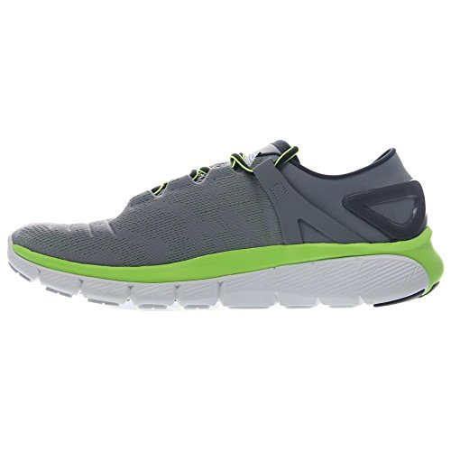 Under Armour Mens Ua Speedform Apollo Twst Sneaker Staal