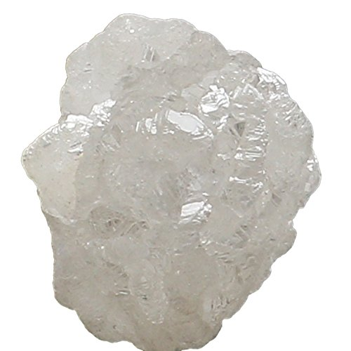 Narshiha Natural Loose Diamond Rough White Color I3 Clarity 5.50 MM 0.97 Ct N6458