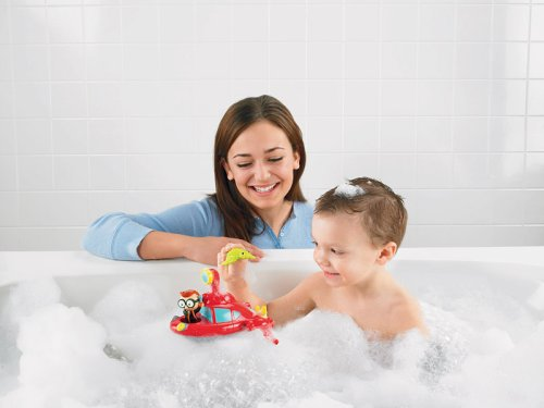 Fisher-Price Rocket's Tub Adventure by Fisher-Price (Image #1)