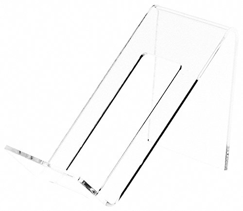 Phone Display Cell - Plymor Brand Clear Acrylic Cell Phone Display Stand/Easel, 2