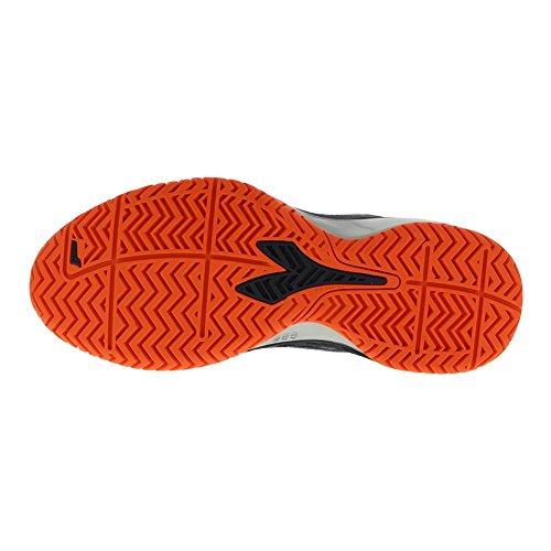 Diadora Heren`s Speed Blushield 2 Clay Tennisschoenen Antraciet En Wit- (172985-c