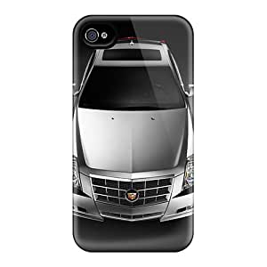 SgTBq1582QOUXg Tpu Phone Case With Fashionable Look For Iphone 4/4s - Cadillac Cts Coupe