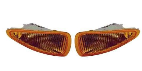 Chevrolet Cavalier Driver and Passenger Side Replacement Bumper Signal Light