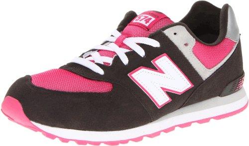 New Balance, Sneaker bambine Marrone marrone