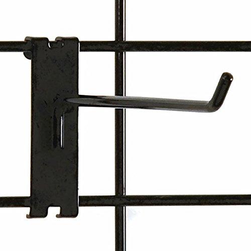 KC Store Fixtures A04708 Gridwall Hook, 8