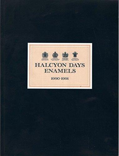 Halcyon Days Enamels, - Days Halcyon Boxes