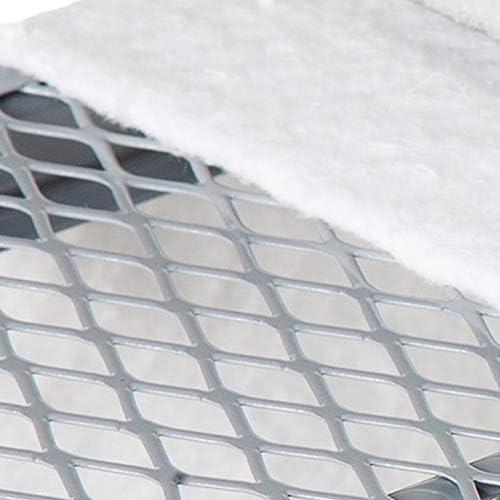 Minky Supersize Smartfit Felt Pad, White, 145 x 54 cm