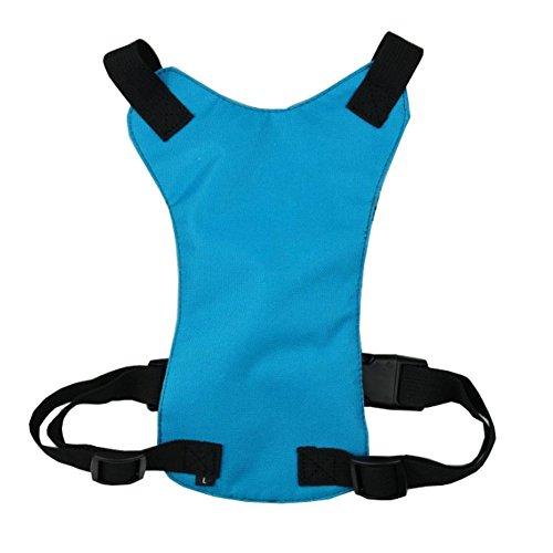 Petmuch Blue Pet Dog Car Seat Belt Vehicle Safety Harness Medium Blue