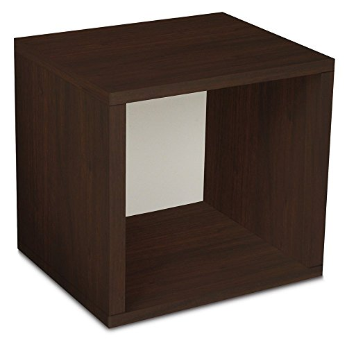 - Eco-Friendly Cube Color: Espresso
