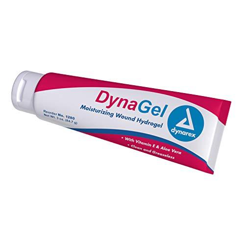 (Dynarex Hydrogel Wound Dressing, 24 Count)