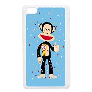 Diy Phone Cover Paul Frank for Ipod Touch 4 WEQ650498