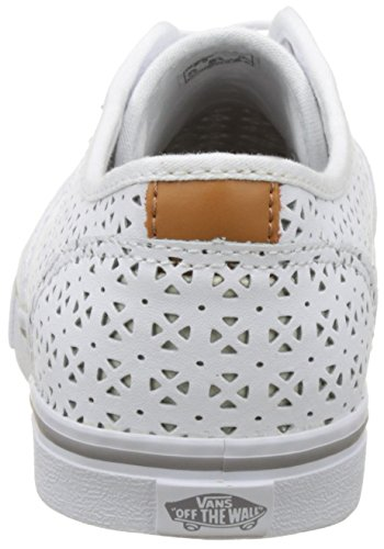 Perf Blanco Circle WM para Low Vans DX Zapatillas Atwood Mujer Pqaz08x