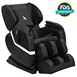 Mecor Full Body Massage Chair, Zero Gravity Shiatsu Heated...