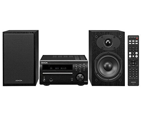 Denon DM40SBK D-M40 Ultimate Micro System Denon Electronics USA LLC Featured