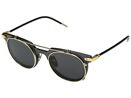 Dolce & Gabbana  Men's 0DG2196 Grey/Gold/Grey One Size (Sunglasses Dolce Retail Gabbana)
