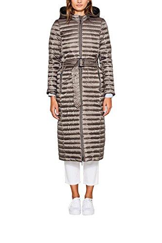 Esprit, Manteau Femme Gris (Grey 030)