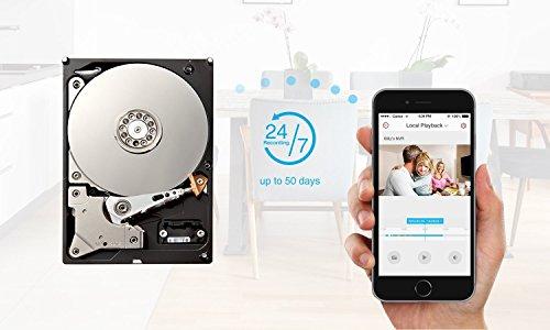 Zmodo Wireless Indoor Outdoor Smart Home Security Camera