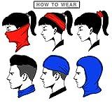 Headband Face Bandana Head Wrap Scarf Neck Warmer