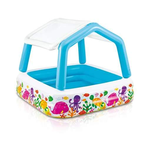Intex Sun Shade Inflatable Pool, 62